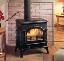 Dutchwest Small Non Catalytic Wood Stove 2477
